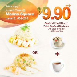 Dian Xiao Er: Weekday lunch special $9.90