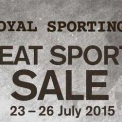 Royal Sporting House: Great Sports Sale --- Final Reductions