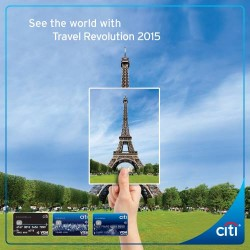 Citibank: Travel Revolution 2015