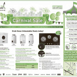 City Gas: Carnival Sale