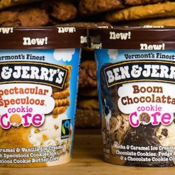 Ben & Jerry's: Free Cookie Cores at 313@Somerset