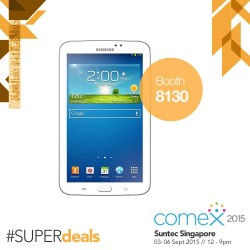 Challenger: Comex Promotion for Samsung Tab E 9.6 - $248 only!