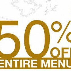 Senjyu: 50% off Entire Menu