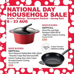 Isetan: 4 more days left on Singaporean dishes @ $50 deals
