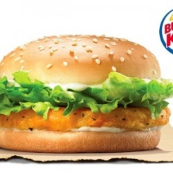 Groupon x Burger King: $2 for Spicy BK CHICK'N CRISP™ (worth $4)