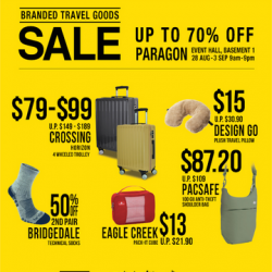 Planet Traveller's: The Ultimate Travel Goods Sale -- Up to 70% OFF