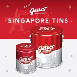 Resorts World Sentosa: Garrett Popcorn signature flavours @ 50% OFF