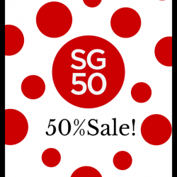 prettyFIT: All Sales Items @ 50% --- FREE Delivery in Singapore
