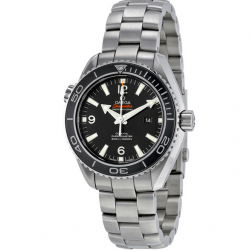 Jomashop: Seamaster Planet Ocean Black Dial Stainless Stee Men's Watch