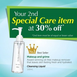 ORBIS: 30% Off Special Care Item—Make-up and Grime