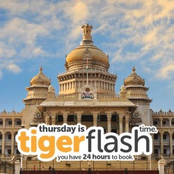 Tigerair: Thursday is tiger Flash time @24 hours to book
