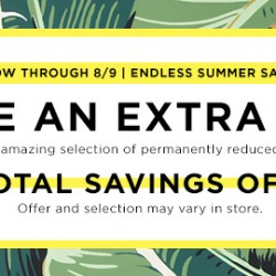 Bloomingdale's: extra 50% off kids's items total savings of 60% to 80% off during its Endless Summer Sale