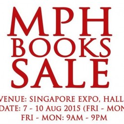Expo: MPH BOOKSALE --- Up to 80% OFF