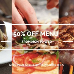 Marché Mövenpick: Enjoy 50% OFF on Monday - Wednesday