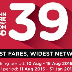 AirAsia: Golden Jubilee and 300 Million Guests Double Celebration