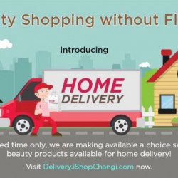 iShopChangi: GST Absorbed and Free Delivery above $100
