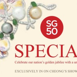 On Cheong Jewellery: 50% off on 50 Selected Jewellery Items
