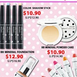 Sheene Cosmetics: SHEENe's Special Promotion