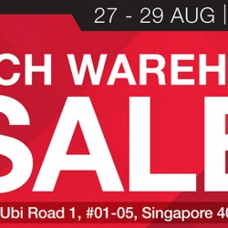 Aztech: Warehouse Sale up to 80% off