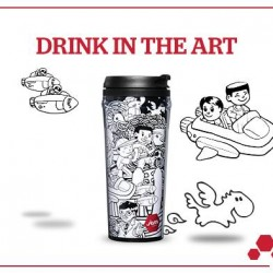 Jem: Get Customisable Tumbler when you spend $180