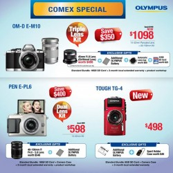 Olympus Imaging: COMEX SPECIAL