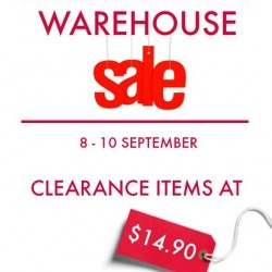 MITJU: Online Exclusive Warehouse Sale