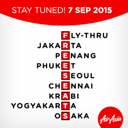 AirAsia: Get Free Seats Fly