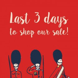 Cath Kidston: Last 3 Days to Shop @Take 60% OFF Sale