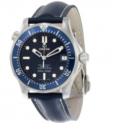 Jomashop: Omega Unisex Seamaster 300 M Chronometer Midsize Automatic Watch