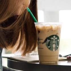 Starbucks: free coffee jelly with any Venti-sized Frappuccino or Iced Espresso beverage purchase
