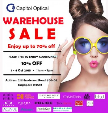 Capitol-Optical-Warehouse-Sale-350x367