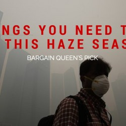 Haze is back --- here are the five things you need to do
