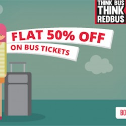 Book your bus ticket to Malaysia online @ RedBus & get 50% OFF your bus tickets NOW!