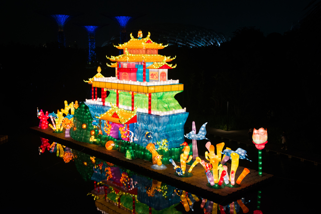 ... Festival @ Gardens By The Bay 2015. Sea_Palace_1_660x440