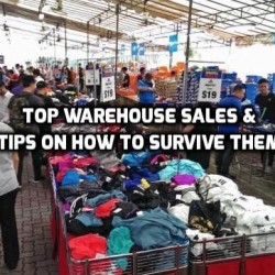 Top Warehouse Sales in Singapore and Tips to Survive Them