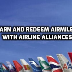 Earn and Redeem Your Airmiles with Airline Alliance Programs