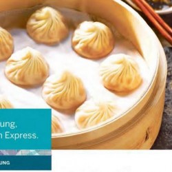 Din Tai Fung: Complimentary $10 dining voucher for Amex cardmembers