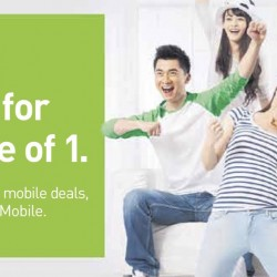StarHub: 1-for-1 Mobile Deals