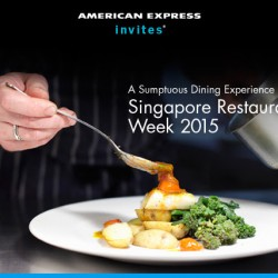American Express: Priority Booking for Restaurant Week