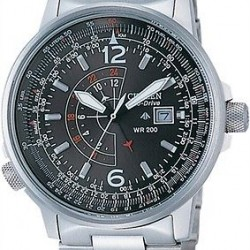 eBay: Citizen Promaster Eco-Drive Nighthawk Euro Pilots Watch