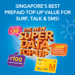M1: The New Super Data Top-Up