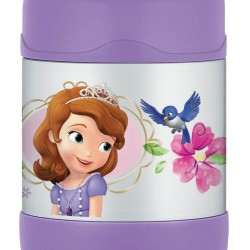 Amazon: Thermos 10 Ounce Funtainer Food Jar, Sofia.