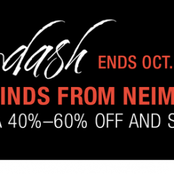 Last Call: 40% to 60% OFF Select Designer Apparel and Save Up to 80% OFF