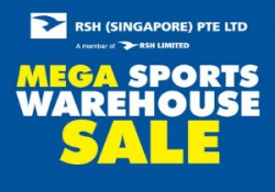 Royal Sporting House: Up to 80% off at Mega Warehouse Sale!