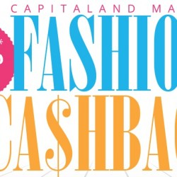 Capitaland Malls: 50% Fashion Cashback