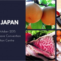 Suntec Convention Centre: Oishii JAPAN 2015