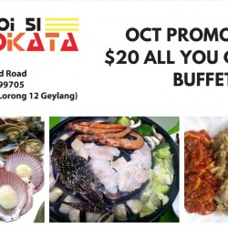 Soi 51 Mookata: $20 All You Can Eat Buffet