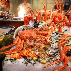 Groupon: Orchard Hotel International Dinner Buffet at Orchard Café Promotion