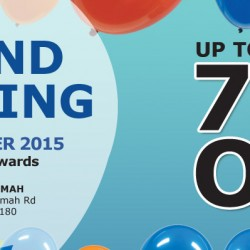 JYSK: Grand Opening 3-Day Specials up to 70% off