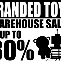 Branded Toys Warehouse Sales up to 80% OFF